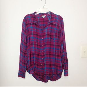 Lucky Brand | Flannel Size XL
